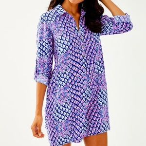 Lilly Pulitzer Lillith Tunic Dress - S
